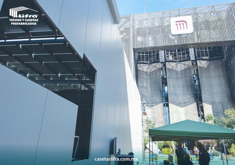 Metro inicia montaje de infraestructura